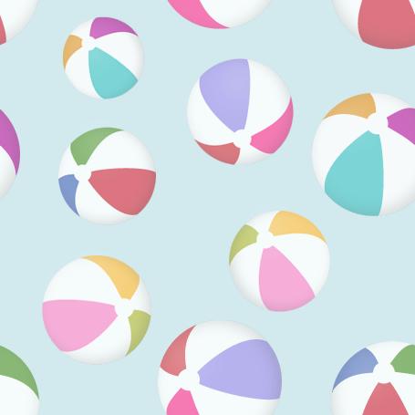 Beach Ball Pattern Jonespatterns Deviantart Wallpaper