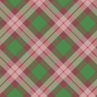 Red and Green Plaid Pattern by JonesPatterns