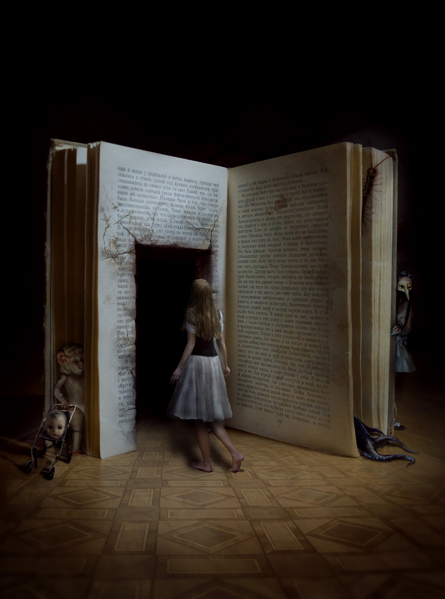 life between the pages