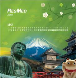 2008 Corporate Calendar_May by Arkmedia