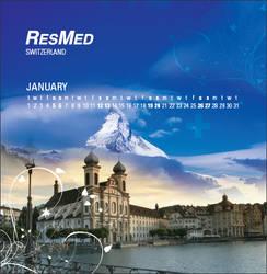 2008 Calendar Design_Jan by Arkmedia