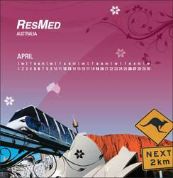 2008 Corporate Calendar_Apr by Arkmedia
