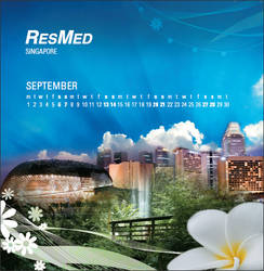 2008 Corporate Calendar_Sep by Arkmedia