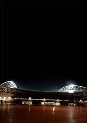 Sydney Olympic park by Arkmedia
