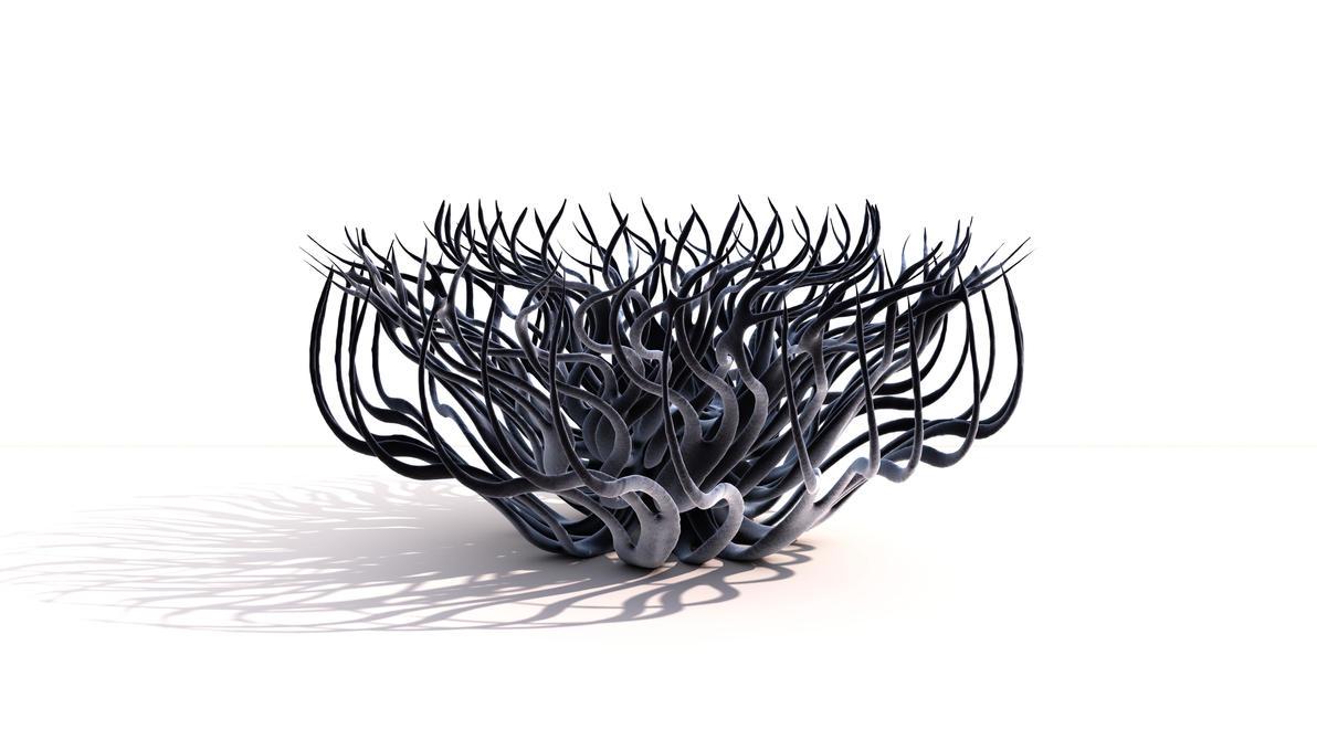 Tweaked mesh black by nic022