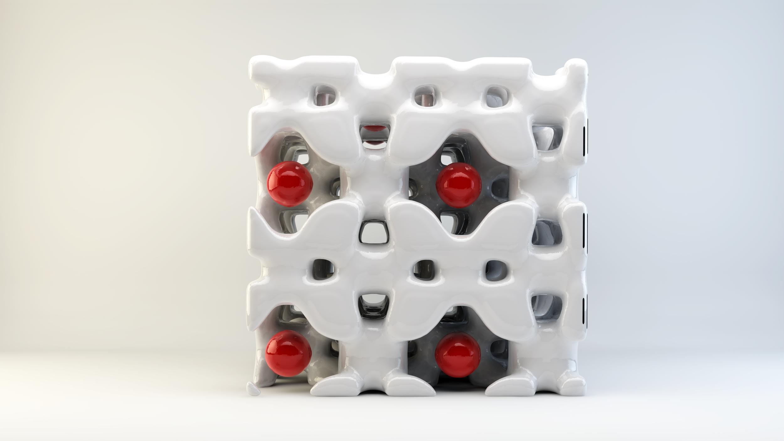 MANDELBULB 3D BASE MESH by nic022