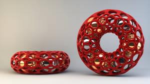 MB3D CMDRCHAOS 3D MESH