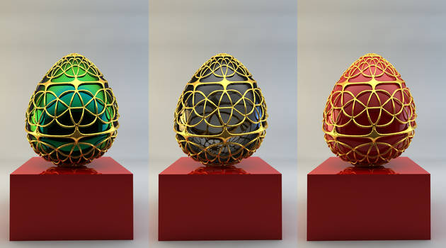 Fractal Faberge by nic022