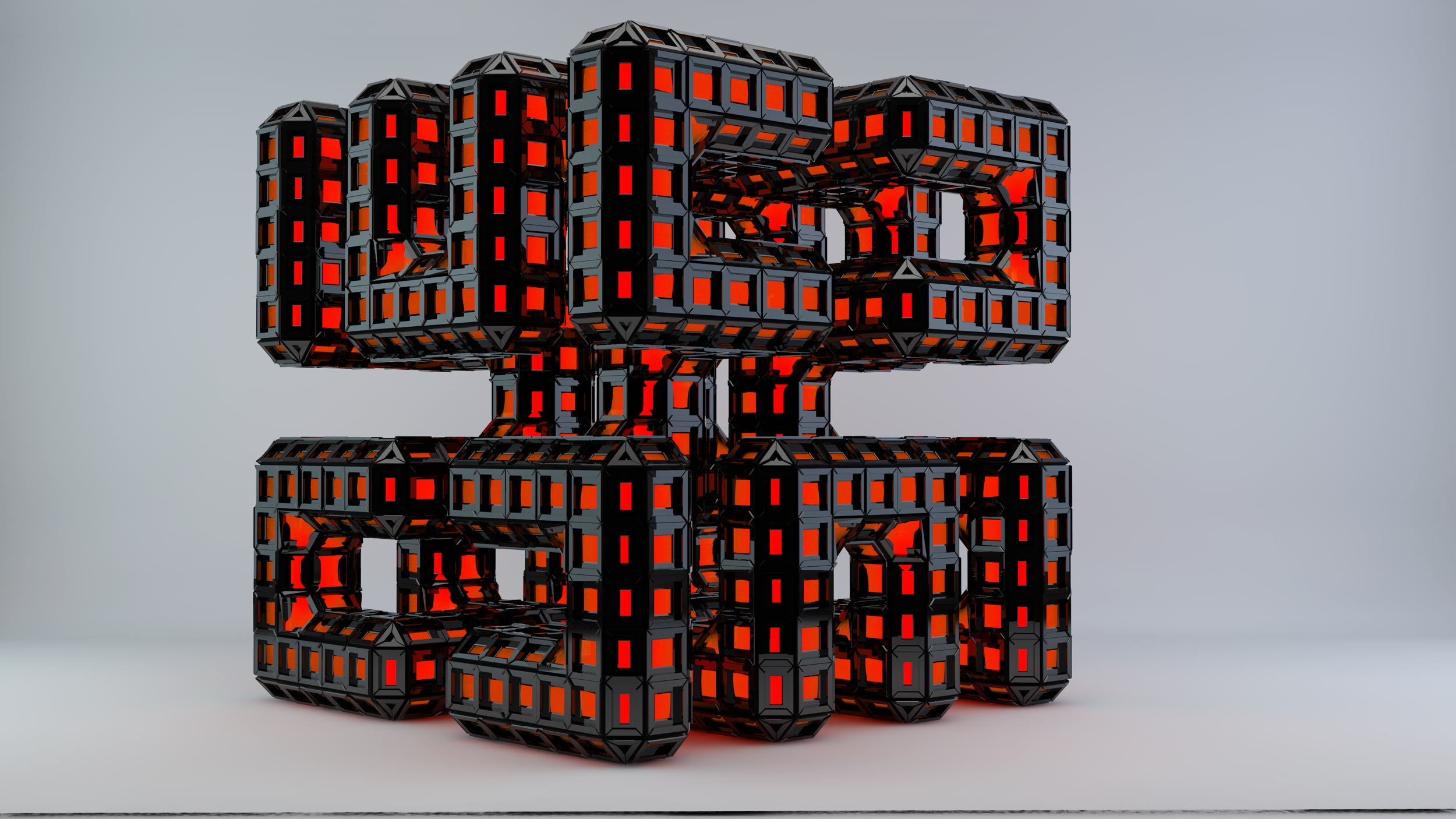 Wings 3D Hilbert Cube by nic022
