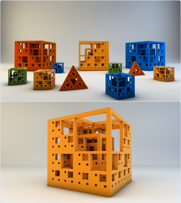 Mandelbulb 3D Print by nic022