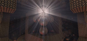 Volumetric light final render
