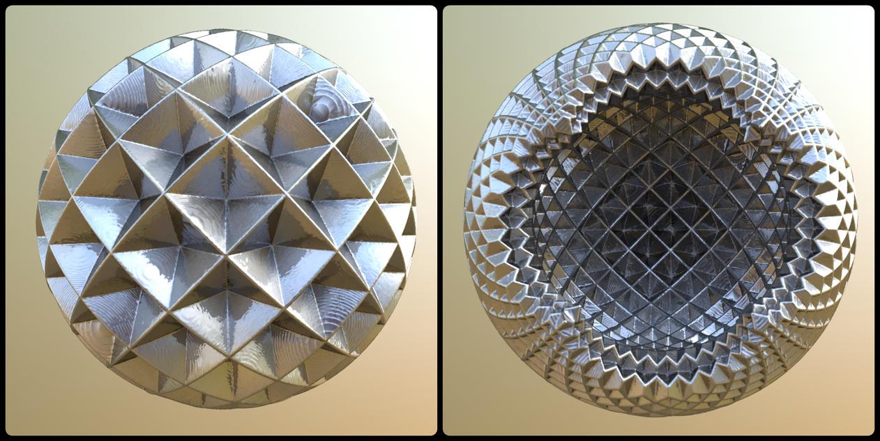 Fractal Bulb HD5 3D Print by nic022