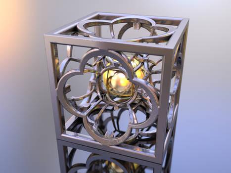 Hyper Menger FRACTAL 3D Print