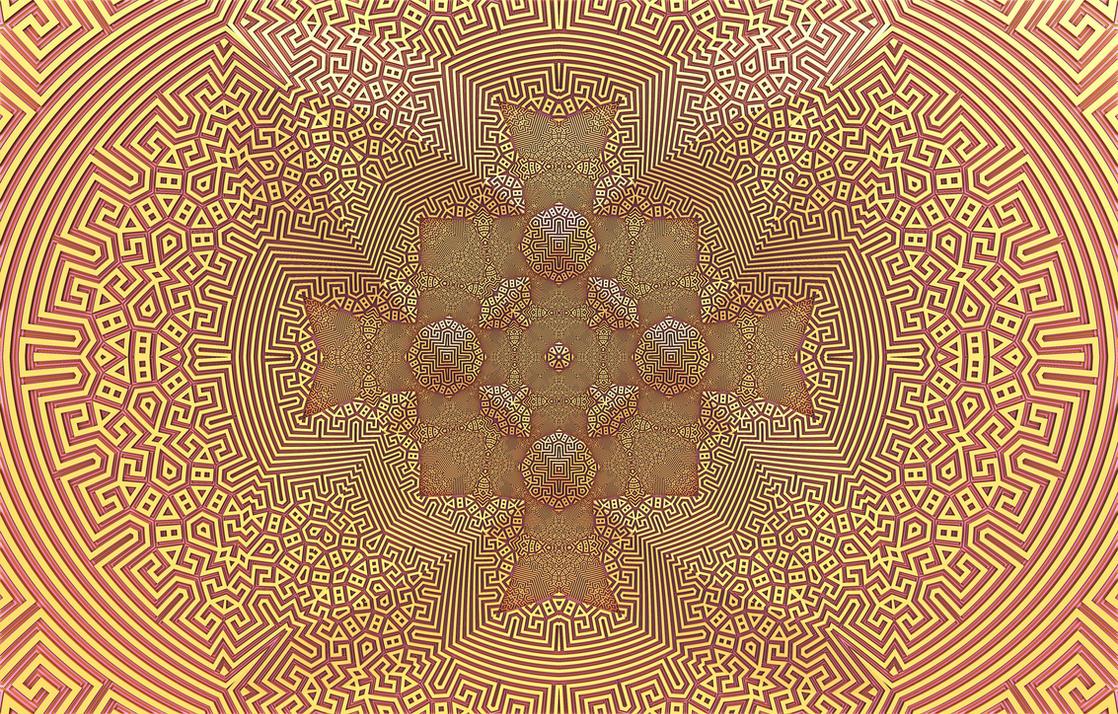Fractal Pattern 2 by nic022