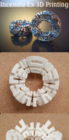 Incendia Ex 3D Printing