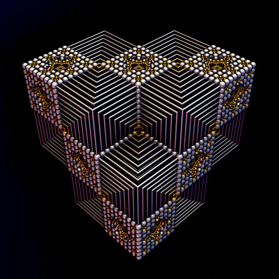 Mandelbulb 3D Alpha by nic022