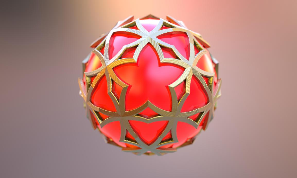 Mandelbulb 3D Export by nic022