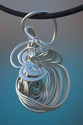 Incendia Ex FRACTAL 3D Print by nic022
