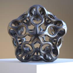 3D Fractal Model by nic022