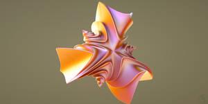 Incendia Ex FRACTAL 3D Octane render