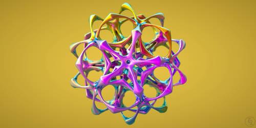 Mandelbulb FRACTAL 3D