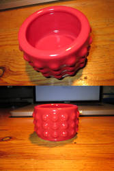 3D Printing Porcelaine by nic022