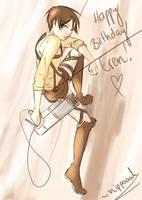 Birthday Boy by Nippaaah