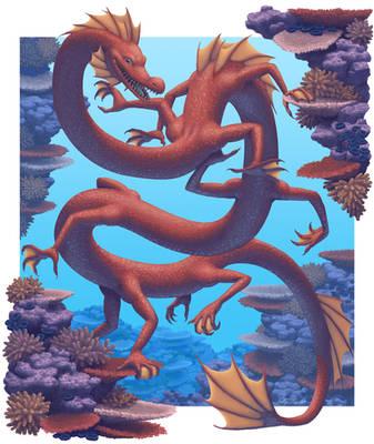 Sea Dragon by Raijin-Pooch