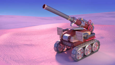 Tank by Raijin-Pooch