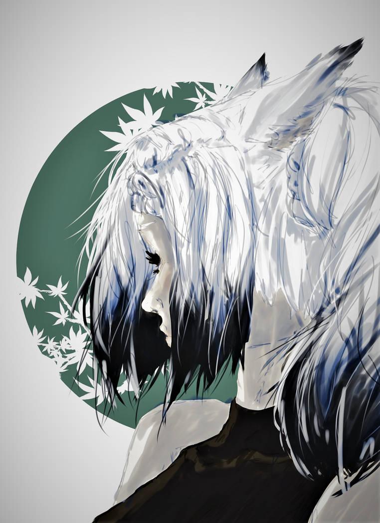 Haruka Portrait by leafpoolTC