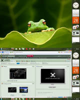 Sidebar for Windows 7 by Drudger