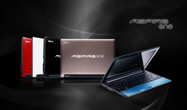 Acer Aspire One D255 Wallpaper by Drudger