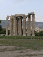 Temple of Zeus by SnailLadyStocks