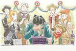 20140321 Javert's Birthday
