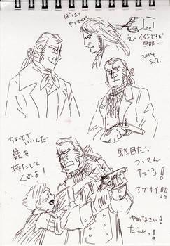 20140507 Javert et Gavroche15 etc