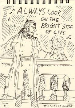 20140511 The Life of Javert (Monty Python)
