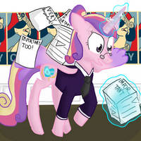 Worker Cadance by LAuthheure