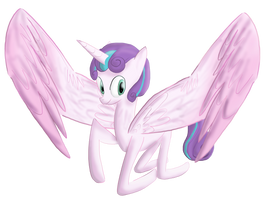Flurry Heart Adult by LAuthheure
