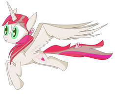 MLP Fusion #11 : Angel Wings + Lovestruck by LAuthheure