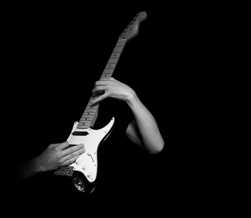 Guitar by IdaMO