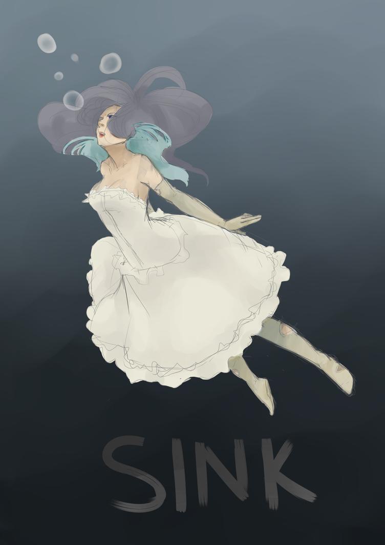 .:SINK:. by EvilVampireDucky