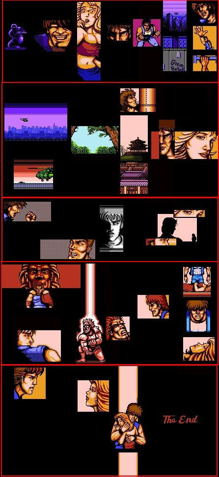 Double Dragon 2 On Nes Snapshot Comic By Kavemortis On Deviantart