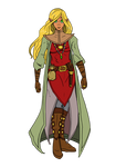Anaroriel High Elf Wizard