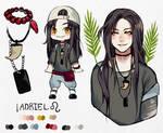 [OC] Adriel