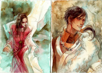 Watercolor Batch by ORCus51