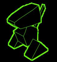 Cyber Porygon by ExcaliburZero