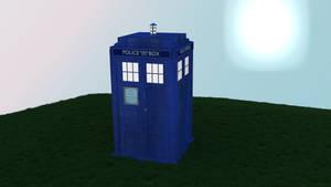 TARDIS Scene