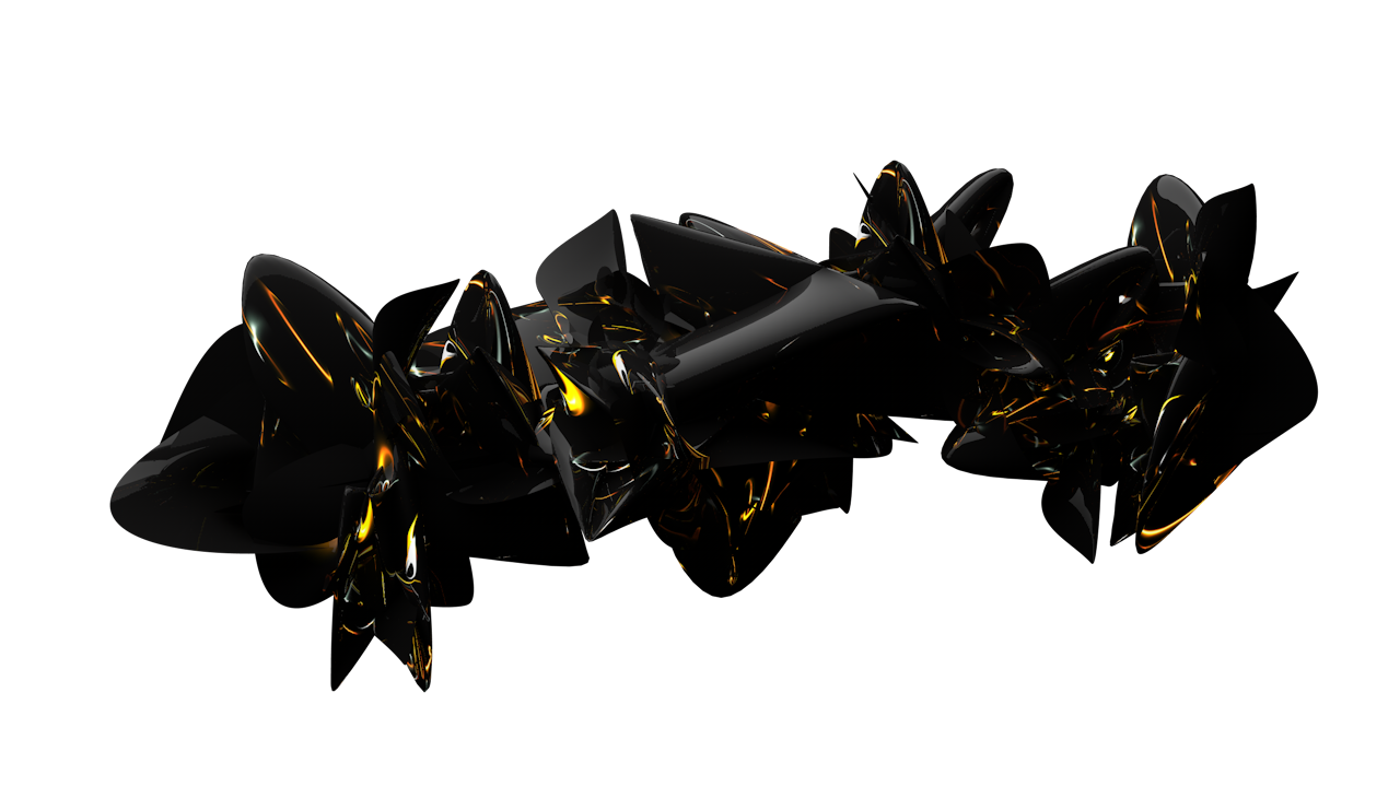 Black abstract c4d by Red-wins on DeviantArt
