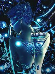 Cyborg Girl Tag