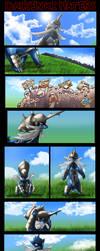Comic Strip: Samurott Haters by DnartsOcean